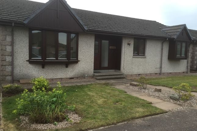 Thumbnail Detached house to rent in 2 Bractullo Gardens, Letham, Forfar