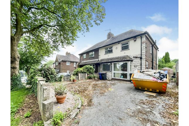 Thumbnail Semi-detached house for sale in Buckmaster Avenue, Newcastle