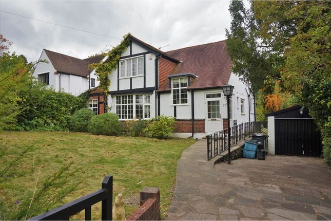 Thumbnail Detached house for sale in Hartley Old Road, Purley