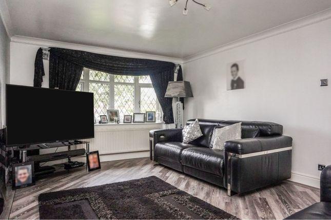 Lounge of Park Hall Crescent, Castle Bromwich, Birmingham B36