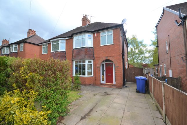 3 bed semi-detached house for sale in Lincoln Avenue, Clayton, Newcastle, Staffordshire ST5