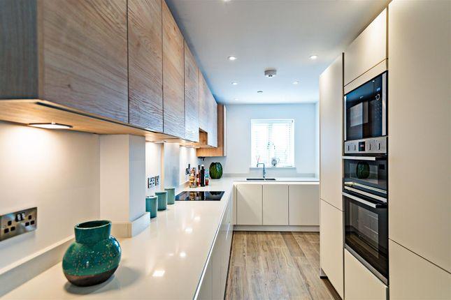 Kitchen of 6, Albury Place, Shrewsbury SY1
