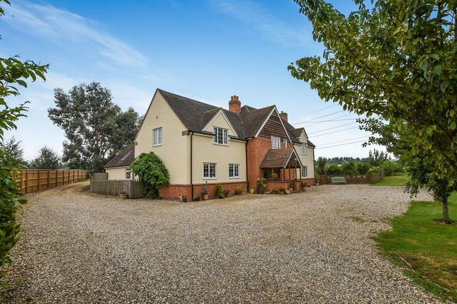 Thumbnail Detached house for sale in Drayton Road, Sutton Courtenay, Abingdon