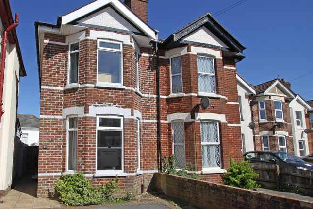Thumbnail Semi-detached house for sale in Easter Road, Bournemouth