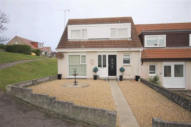 Thumbnail Semi-detached house for sale in Inchbroom Avenue, Lossiemouth