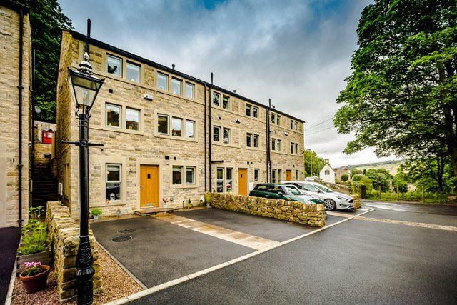 Thumbnail Terraced house for sale in Bank Lane, Holmfirth, West Yorkshire