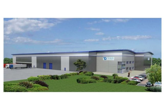 Industrial to let in Advanced Manufacturing Hub, Apollo, Birmingham