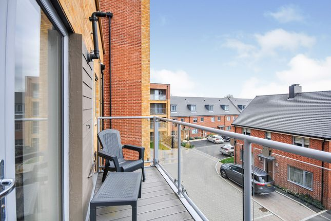 Balcony of Discovery Drive, Swanley, Kent BR8