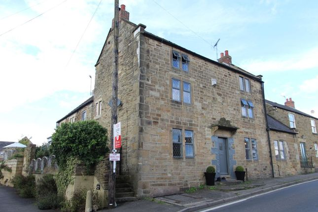 Thumbnail Detached house for sale in Manor Court, South Wingfield, Derbyshire