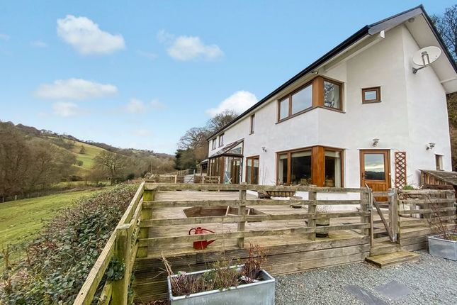 Thumbnail Detached house for sale in Nantglyn, Denbigh