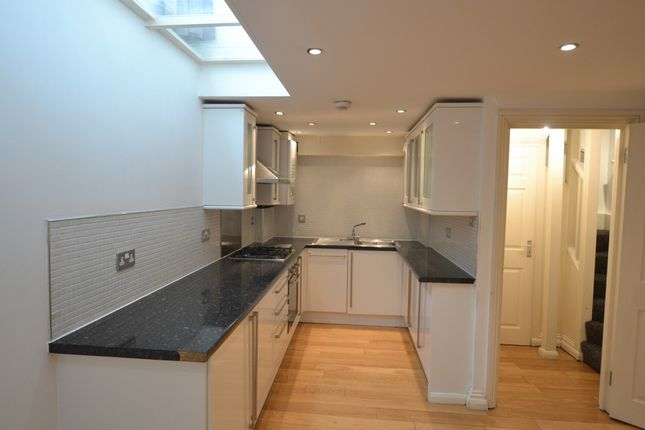 Thumbnail Terraced house to rent in Gosset Street, Bethnal Green
