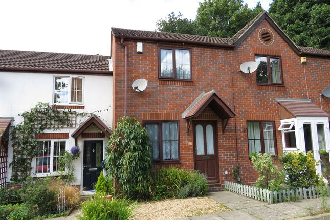 1 bed terraced house for sale in Shamblehurst Lane South, Hedge End, Southampton