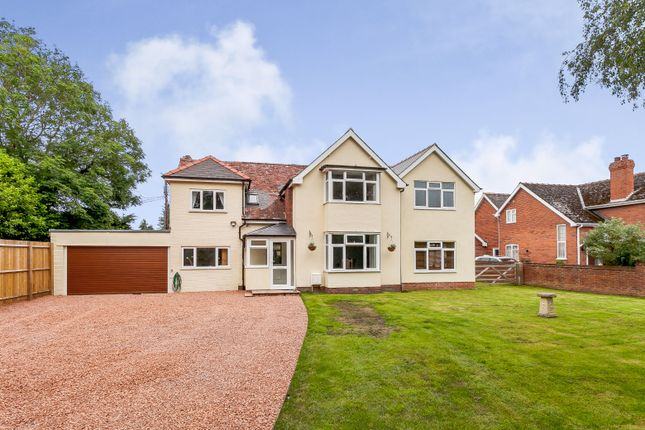 Thumbnail Detached house for sale in Conifer Walk, Hereford