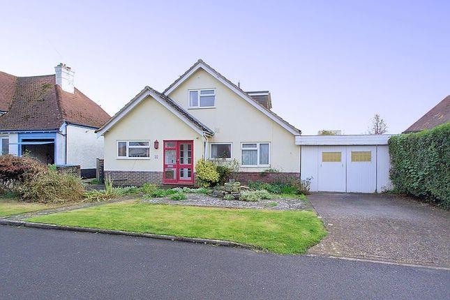 Thumbnail Detached house for sale in Minton Road, Bognor Regis