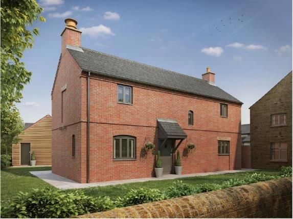 Thumbnail Detached house for sale in Rose And Crown, Main Street, Tilton On The Hill, Leicestershire