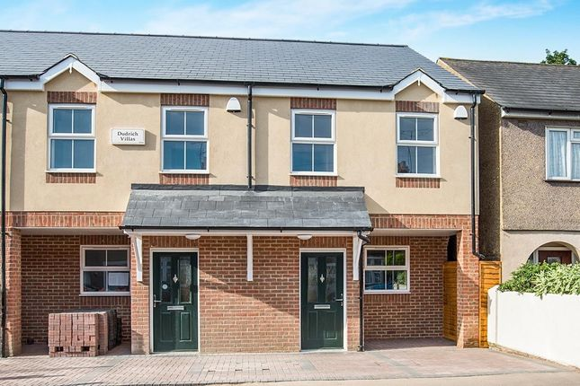 Thumbnail Terraced house for sale in Trinity Road, Gillingham