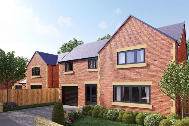 Thumbnail Detached house for sale in Sycamore House, Welbeck Glade, Bolsover