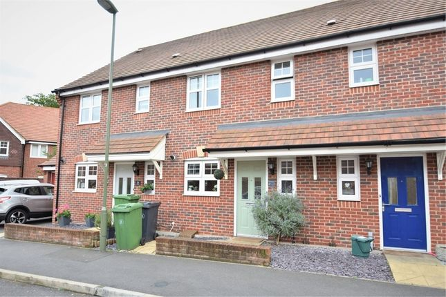 Thumbnail Terraced house for sale in Waterers Way, Bagshot, Surrey