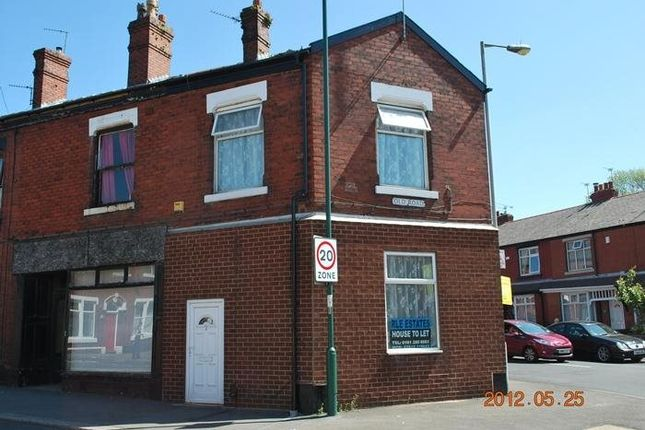 Thumbnail Terraced house to rent in Old Road, Hyde