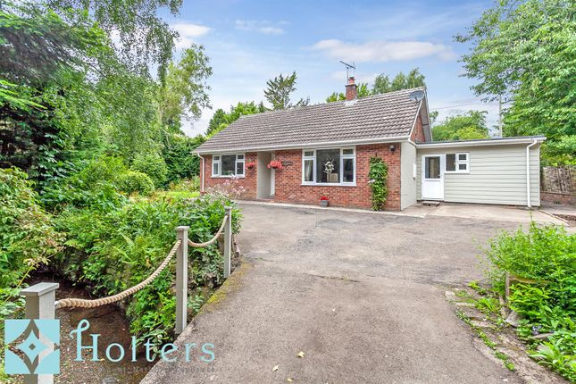 Thumbnail Detached bungalow for sale in Millbrook Way, Orleton, Ludlow