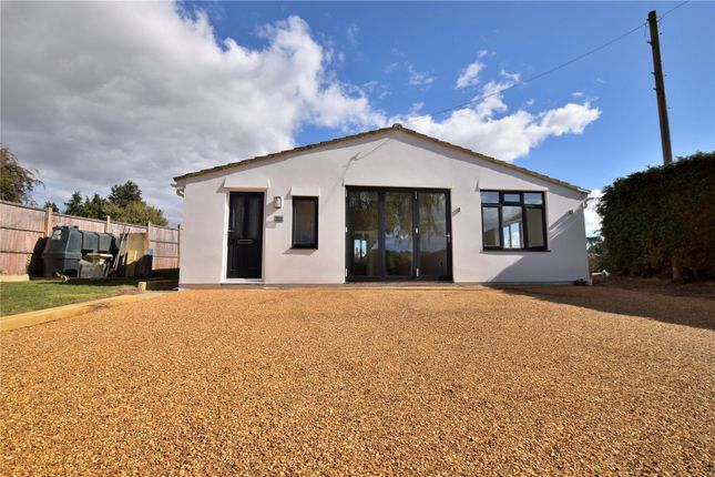 Thumbnail Detached bungalow for sale in Old Mead Road, Henham, Bishop's Stortford