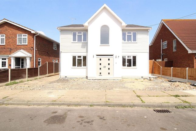 Thumbnail Detached house for sale in Louisa Avenue, Benfleet