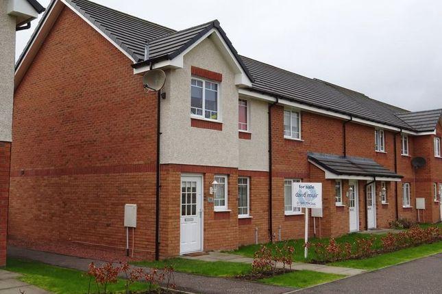 Thumbnail End terrace house for sale in Glenfinnan Lane, Dumbarton