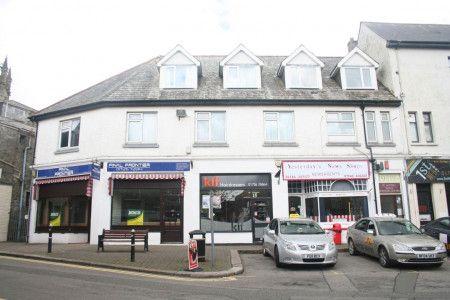 Thumbnail Flat to rent in Duke Street, St. Austell