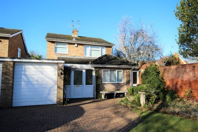 Thumbnail Detached house for sale in Lincoln Gardens, Twyford
