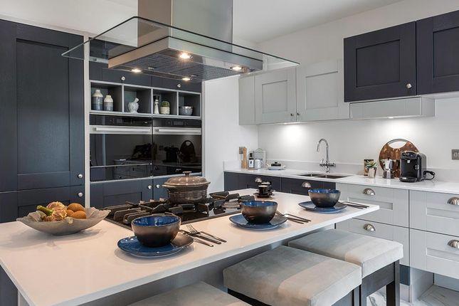 Langham Plot 7 Kitchen