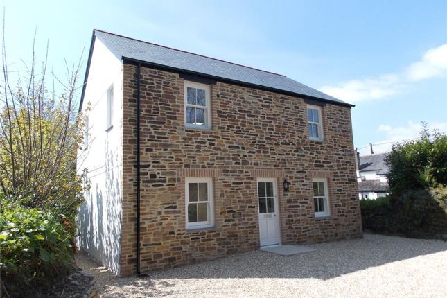 Thumbnail Detached house for sale in Cuby Road, Tregony, Truro