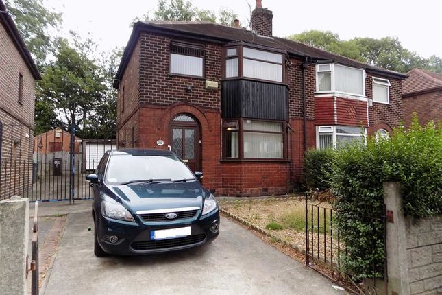 Thumbnail Semi-detached house for sale in Chapman Street, Gorton, Manchester