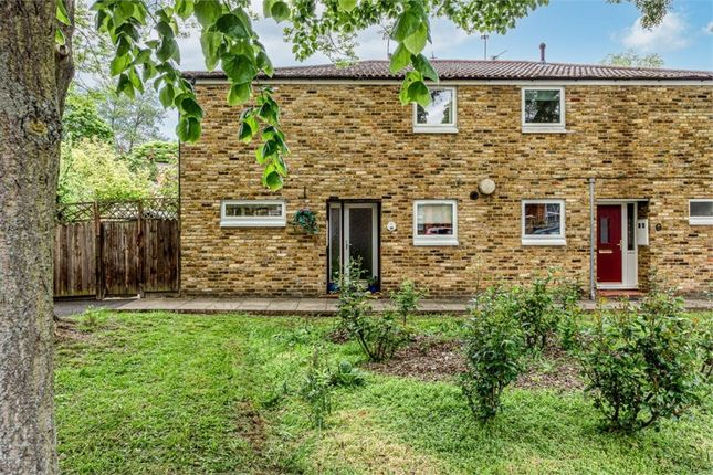 Thumbnail End terrace house for sale in Guernsey Grove, London
