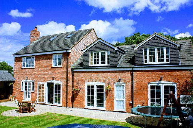 Thumbnail Detached house for sale in Buryhill Farm, Braydon, Swindon