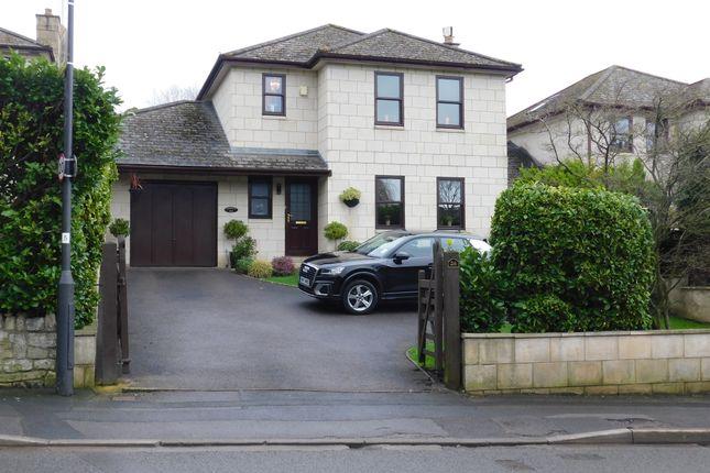 Detached house for sale in Lansdown Lane, Bath
