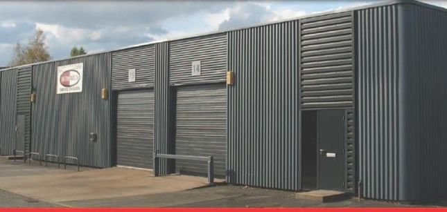 Thumbnail Light industrial to let in Units 5, 6, 7 & 16, Risley Industrial Estate, Trinity Court, Warrington, Cheshire