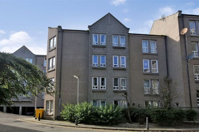 Thumbnail Flat for sale in Ashvale Court, Aberdeen