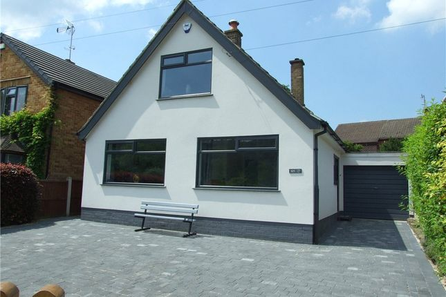 Thumbnail Detached house for sale in Valley View, Alfreton Road, Little Eaton