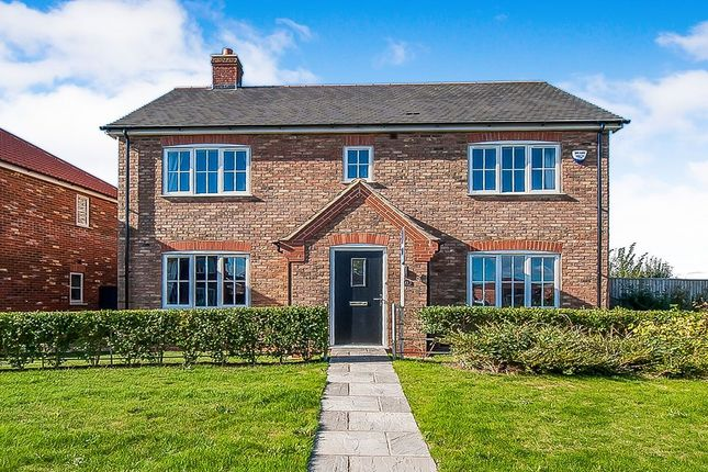 Thumbnail Detached house for sale in Bluebell Road, Grimsby