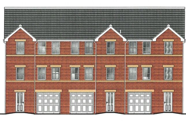 Thumbnail End terrace house for sale in Plot C Brand New Development, Former Kimberworth Hall, 266 Kimberworth Road, Rotherham, South Yorkshire