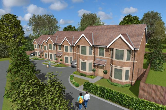 Thumbnail Detached house for sale in Towy Road, Llanishen, Cardiff