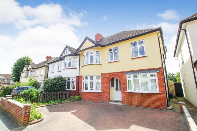 Thumbnail Semi-detached house for sale in The Chase, Romford