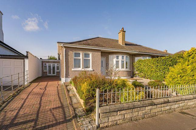 Thumbnail Semi-detached bungalow for sale in 43 Craigentinny Avenue, Edinburgh