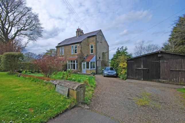 Thumbnail Semi-detached house for sale in Shilburn Road, Allendale, Hexham