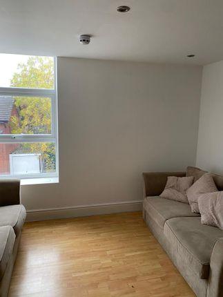 Thumbnail Flat to rent in First Floor, Georgina Street, Farnworth, Bolton -