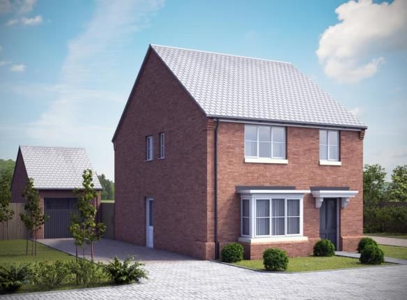 Thumbnail Detached house for sale in Humberston Meadows, Humberston Avenue, Humberston, Lincolnshire