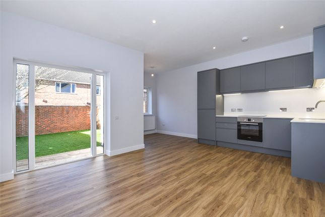 Good Maisonette For Sale In Frimley Road, Camberley, Surrey. New Build