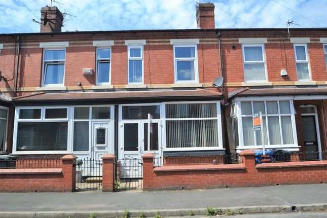 Thumbnail Room to rent in Haddon Street, Salford