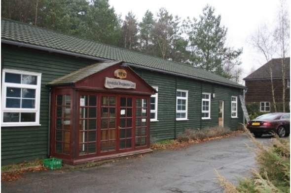 Thumbnail Office to let in Yew 1, Greenhills Rural Enterprise Centre, Farnham, Surrey