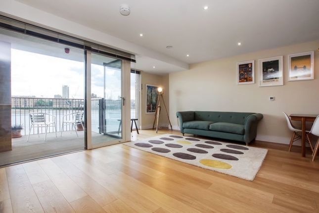 2 bed flat to rent in Marc Brunel House, Wapping Riverside, London